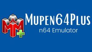 mupen64plus emulator