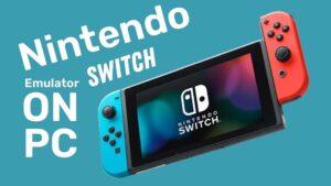 nintendo switch emulators